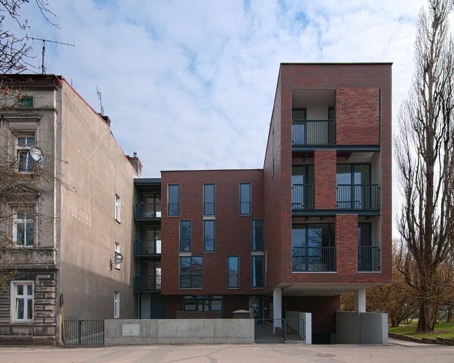 Villa moderna architektura murator for Villa moderna