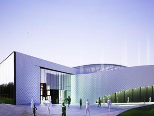 Przebudowa hali sportowej w Jaworznie