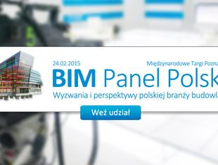 BIM Panel Polska – weź udział On-Line!