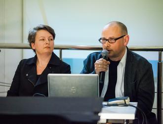 Urszula Forczek-Brataniec i Marcin Brataniec o zagospodarowaniu starówki w Gorlicach [FILM]