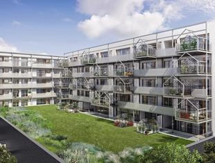 Blok Evergreen 365 w Poznaniu