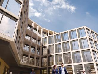 Moje Miejsce – nowy wielofunkcyjny zespół projektu JEMS Architekci