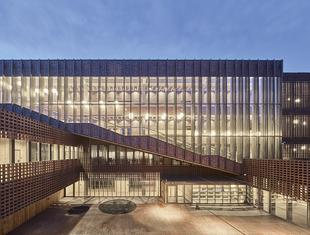 Nagroda Architektoniczna Polityki dla Wydziału Radia i Telewizji UŚ