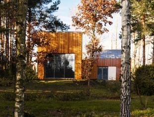 Dom w Kuźnicy Kiedrzyńskiej
