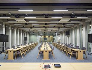 Projekt o długiej historii – o budynku Komisji Sejmowych Jerzy S. Majewski